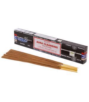 Incense Sticks Satya - Aura Cleansing