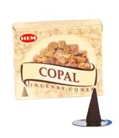 Incense Cones HEM - Copal
