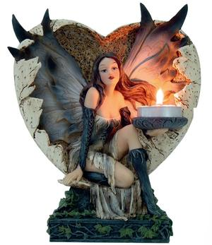 Fairy | Myths | Priestess Heart Tealigt Hold