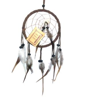 Dreamcatcher Shell - Brown 12cm