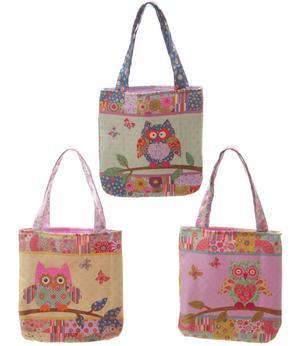 Shopping Bag - Mini Owl