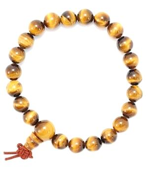 Gemstone Power Bracelet - Golden Tiger Eye