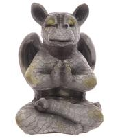 Garden Decoration - Cute Dragon Praying 21cm