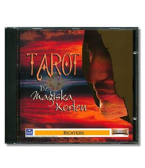 Tarot-De magiska korten CD-rom + Bli fri från Stress CD