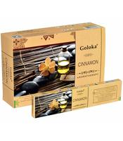 Incense Sticks Goloka - Aromatherapy CINNAMON