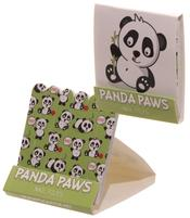 Nail File Match Book - Light Green Panda