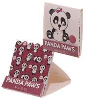 Nail File Match Book - Burgundy Panda
