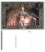 Card Ouija Board - Priestess