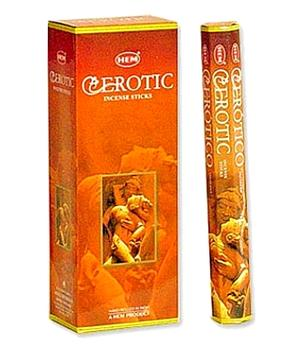 Incense Sticks HEM - Erotic