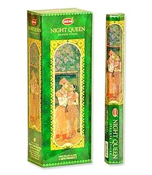 Incense Sticks HEM - Night Queen
