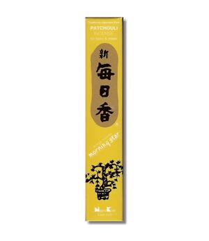 Japanese Style Incense Sticks Morning Star - Patchouli