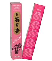 Japanese Style Incense Sticks Morning Star - Lotus