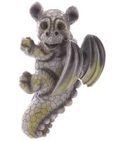 Garden Decoration - Cute Dragon Wallhanging Ornament 27cm