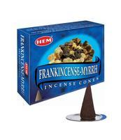 Incense Cones HEM - Frankincense Myrrh