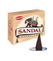 Incense Cones HEM - Sandal