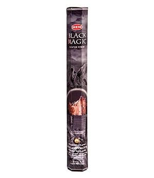 Incense Sticks HEM - Black Magic