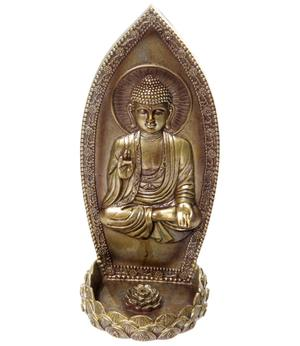Wall Hanging Incense Holder - Thai Buddha