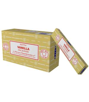 Incense Sticks Satya - Vanilla