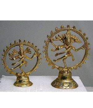 Brass Statue - Nataraja Dancing Shiva