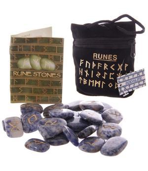 Crystal Rune Stones