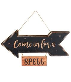 Witchy Sign - Come in for a spell