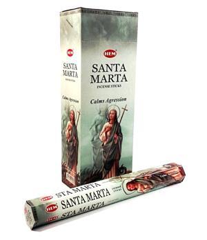Incense Sticks HEM - Santa Marta, Calms Agression