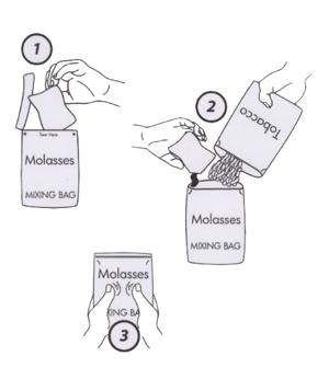 Jeff´s 7 Elements Molasses - Gum