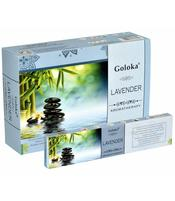 Incense Sticks Goloka - Aromatherapy LAVENDER
